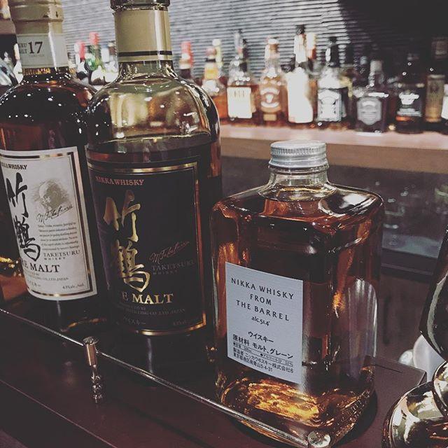 Nikka Whiskyfrom the BARRELこれは、美味しいですね(^-^) #Bar # John Doe#下北沢#NIKKA #whiskey #ニッカ #美味い #一人呑み #bourbon #japaneswhiskey #竹鶴17年 #カウンター - from Instagram