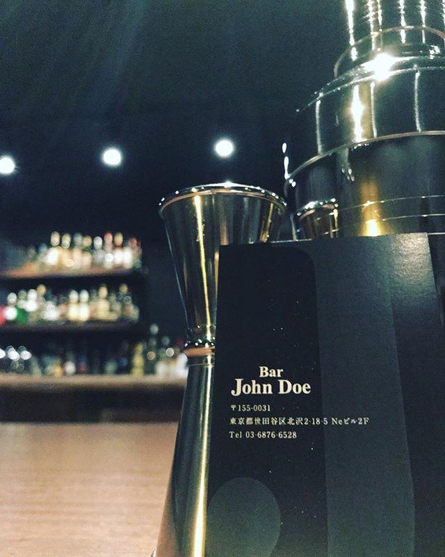 《お知らせ》Bar John Doe、お盆は営業致します。もちろん明日(火曜日)も!心よりお待ちしております(^-^) ちなみに、今月からpm5:00から営業しておりますので早い時間でも是非お越しください(^-^) #bar #johndoe #shimokitazawa #whiskey #cocktails #beer #wine #foods #pasta #bourbon #new #下北沢 #南西口 #バー #1人呑み #隠れ家 #カクテル #ワイン #パスタ #グラタン #食事 #山口県 #二次会 #デート #深夜営業 #貸切#シェイカー #お盆営業 #pm5 #今週は休みなしです本日の下北沢BarJohnDoe