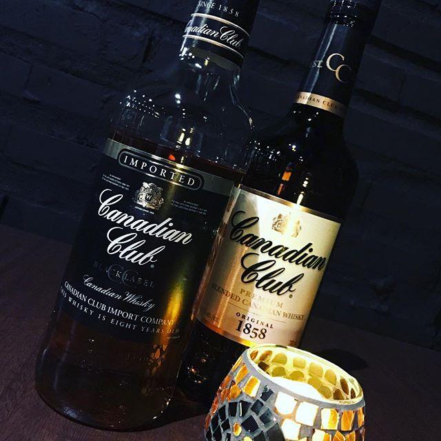 「Canadian Club Blacklabel」  カナディアンクラブブラックラベル日本限定で出されてるお酒。ソーダ割りや水割りでも美味しく飲めるように出来ていますよ(^-^) #bar #johndoe #shimokitazawa #whiskey #cocktails #beer #wine #foods #pasta #bourbon #new #下北沢 #南西口 #バー #1人呑み #隠れ家 #カクテル #ワイン #パスタ #グラタン #食事 #山口県 #二次会 #デート #深夜営業 #貸切 #canadian #club #カナディアンクラブ #日本向け本日の下北沢BarJohnDoe