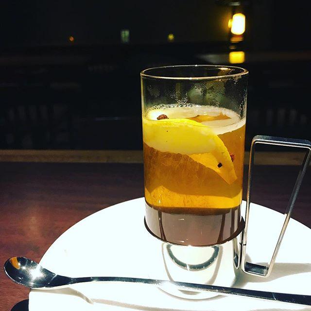 「Hot buttered rum  ホットバタードラム」寒くなってきたので始めました!510'sBARでもよく出てたカクテルです。温かいカクテルをどうぞ(^-^) #bar #johndoe #shimokitazawa #whiskey #cocktails #beer #wine #foods #pasta #bourbon #new #下北沢 #南西口 #バー #1人呑み #隠れ家 #カクテル #ワイン #パスタ #グラタン #食事 #山口県 #二次会 #デート #深夜営業 #貸切 #hotbutteredrum #ホットバタードラム #クローブ #レモン本日の下北沢BarJohnDoe