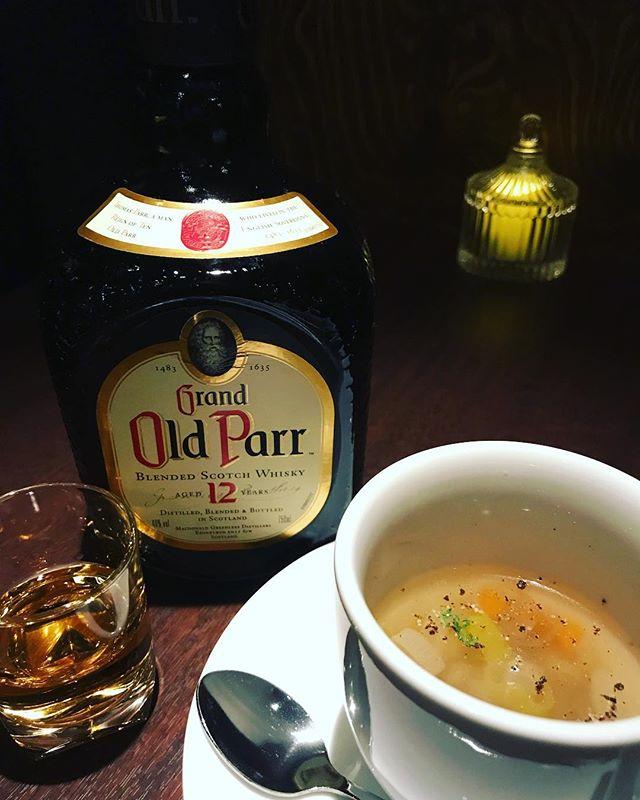 「スコッチブロス」ご用意しました(^^)暖かいスープですよ〜! オールドパーとご一緒に!#bar #johndoe #shimokitazawa #whiskey #cocktails #beer #wine #foods #pasta #bourbon #new #下北沢 #南西口 #バー #1人呑み #隠れ家 #カクテル #ワイン #パスタ #グラタン #食事 #山口県 #二次会 #デート #深夜営業 #貸切 #scotchbroth #スコッチブロス #スコットランド #伝統的料理本日の下北沢BarJohnDoe